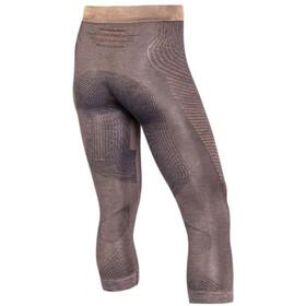 UYN Cashmere Silky UW Spodnie warstwa średnia Mężczyźni, celebrity gold